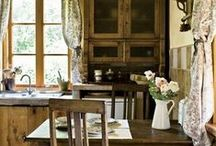 home and hearth / a curation of Lovely and Beautiful ::   home as sanctuary and safe-haven
