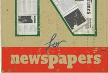 Newspapers Pinning {Collaborate} / If you are a newspaper with an account on Pinterest, I invite you to be a contributor to this board. Please pin any of your publication's original content, but in moderation. Ideas: Popular pins or boards, daily front pages, great photos, etc. To be added as a contributor to this board, please tweet me @SocialScraps. Thanks and have fun!