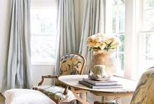 Drapes to make or imitate / by Linda Gildersleeve Caudell