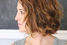hair / cute hair ideas / by Linda Gildersleeve Caudell