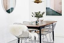 Dining Rooms / Dine in and formal dining room spaces