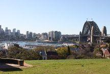 Sydney trip - prep / some ideas for 3 days in Sydney