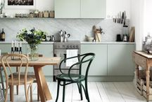 kitchen / by Elizabeth Antonia