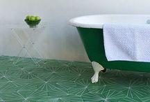 bath / by Elizabeth Antonia
