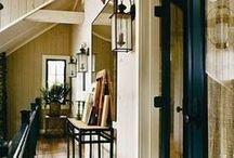 Hallways / by Lane McNab Interiors