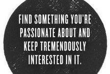 life, passion, love