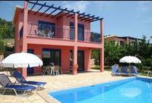 Ammousso Villa, Lefkada, Ionian Islands
