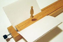 Bookmaking: Tools & Supplies / by Nancy Wolf