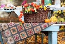 cozy fall props