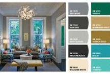 ANOTHER COLOR BOARD / by JGW