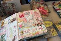** JouRnaLS aNd sKetCh bOokS ** / by Pixie Kaye