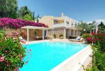 Marvelous Villa Entry: Corfu