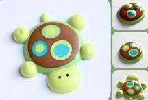 Cakes - Cookies - Decorating techniques