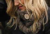 ** shAwLs, WraPs, cOwlS, and ScaRveS ** / by Pixie Kaye