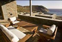 Inspiration of Greek Mythology Villa