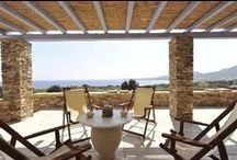 Villa with a great view in Aegean Sea