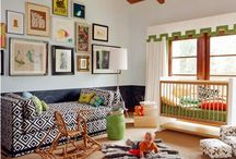 Dream Nursery / Babies First Room / by Jay Forde
