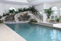 Pools / Amazing swimming pools, and surrounding areas / by Jay Forde