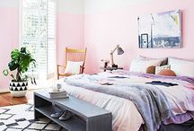 Bedroom / Stylish rooms and décor for the bedroom
