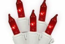 CHRISTMAS IN RED AND WHITE / by JGW