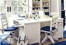 Craft/Office Room / Storage Ideas