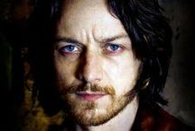 James McAvoy / I don't even know what to say. He's not real.
