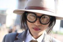 Street Style / Stylish Street Style in Sunglasses