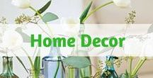 Home Decor Ideas / Pinterest home decor ideas with creative home decor pictures. Some beautiful and cute home design decor for any living arrangement. Dress up any room in your house with some fun cheap decorating ideas.