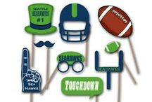 Seahawks are going to the Superbowl! / Our beloved Seahawks are going to the Super Bowl for the second year in a row!!! We are throwing out first ever Super Bowl party!!! Get ready 12th man! GO HAWKS!!!! / by Tarrah Lenahan