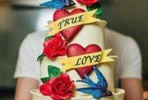 """TRUE LOVE"" / True Love is felt, but sometimes you can see it♡ / by Tarrah Lenahan"