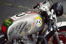 ROYAL ENFIELD / by Javier Solans