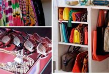 ARRANGE YOUR ENSEMBLE / Closet design/Storage techniques for clothing, shoes, handbags!  Along with walk-in closets and much more...  / by Jay Forde