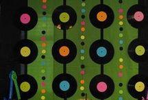 Shan Shan / Vintage Vinyl Inspired Ideas
