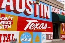 FD Loves Austin / Because FramesDirect lives in Austin, we decided to create a board to teach you how to navigate our awesome city and to give you some insight into the local style, hangouts, and eateries!