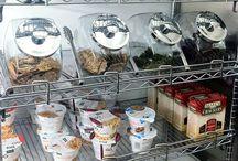 Ideias para Cozinha / Aprendendo a organizar a cozinha, criando e dando formas