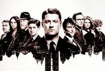 GOTHAM / Gotham is just great. Love all characters, specially Ben McKenzie and Robin Lord Taylor.