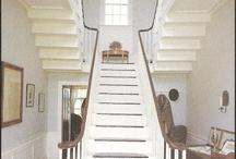 Hallways/Stairs