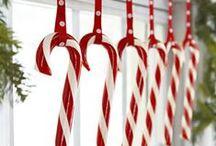 Christmas Decs / by Rebecca VanCuyk