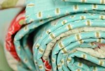 Beautiful Binding / A beautiful binding finishes a quilt in a delightful way.
