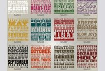 seasonal. / If there's a holiday that can be celebrated, it's here. / by Kristina Barrow-Booth