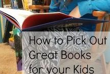 Kids Books We Love / Fun parent and kid approved books for your little ones.
