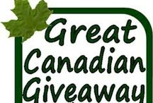 Canadian Giveaways
