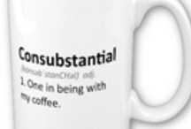 Consubstantial: One in being (with a sense of humor)