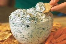 Recipes - Dips & Appetizers  / by Sara Gurney