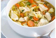 Recipes - Soups / by Sara Gurney