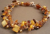 Crafts-Handmade Jewelry / Beaded, Wired, Soutache-Sutasz, etc. / by Arlene Allen