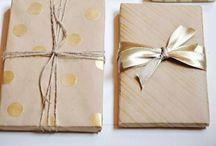 gift wrapping gorgeousness / by Kyla Story