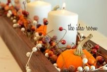 Autumn/Thanksgiving / by Crystal@CountryGlamDesigns