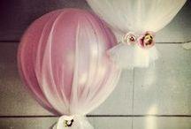 Birthdays/Parties / by Crystal Camarda
