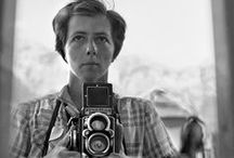 Photography: Vivian Maier / Vivian Maier was an amateur street photographer born in New York in 1926 and later worked as a nanny in Chicago. She took over 100,000 photos of people and cityscapes mostly in Chicago. Her photographs remained unknown, mostly undeveloped & unprinted until they were discovered by Chicago historian John Maloof, in 2007. She passed away in 2006, and her public storage space lapsed in payment. I'm forever thankful that John was the one who chanced upon her work and has shared it with the world.